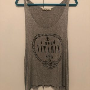 Jonathan Saint tank top